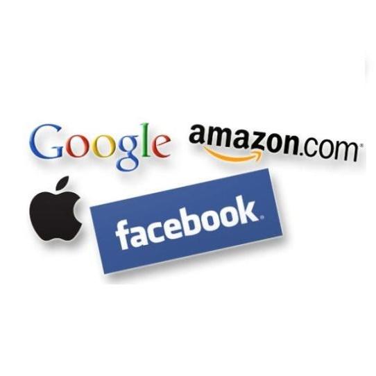 美国互联网公司