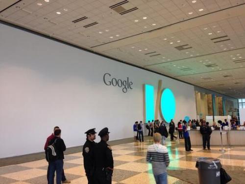 Google 发布会