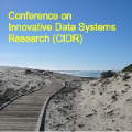 International Conference on Innovative Data  Systems Research