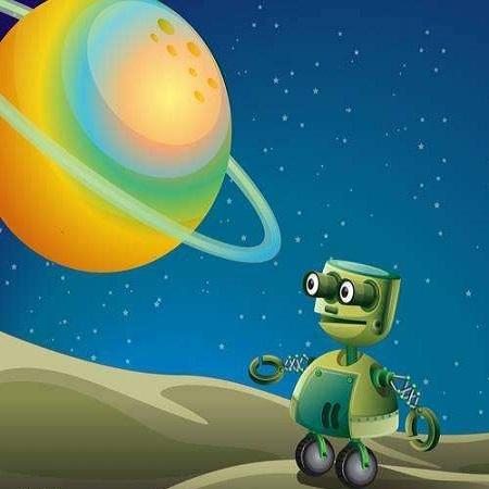 外形探索机器人