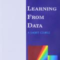 从数据中学习 《Learning From Data》(书籍)