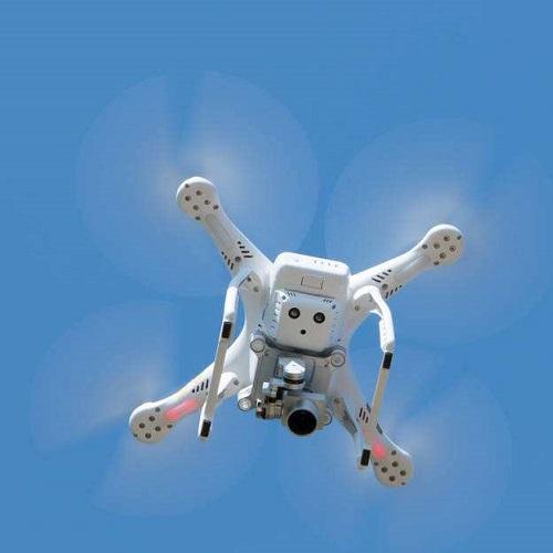 飞行器机器人