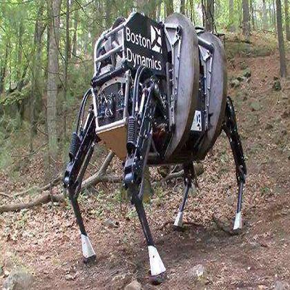 退足式移动机器人
