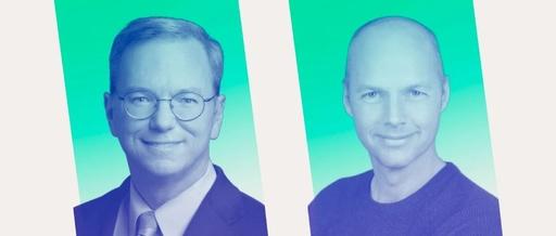 谷歌前 CEO 施密特谈优待员工与未来趋势〡大咖对话 002