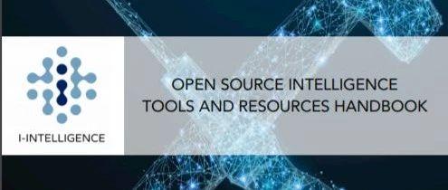 最新版本开源情报工具和资源手册(一)