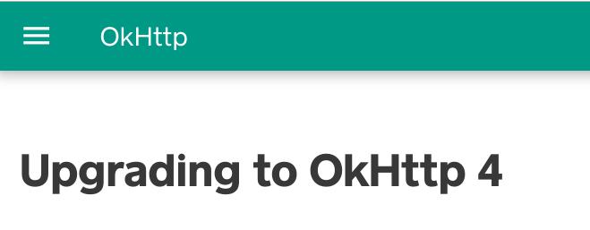 OkHttp 4发布,从Java切换到Kotlin - 专知