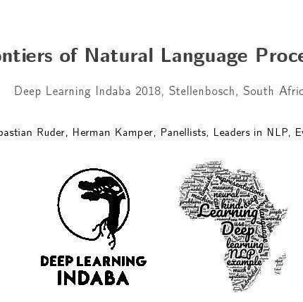 自然语言处理(NLP)前沿进展报告(PPT下载)