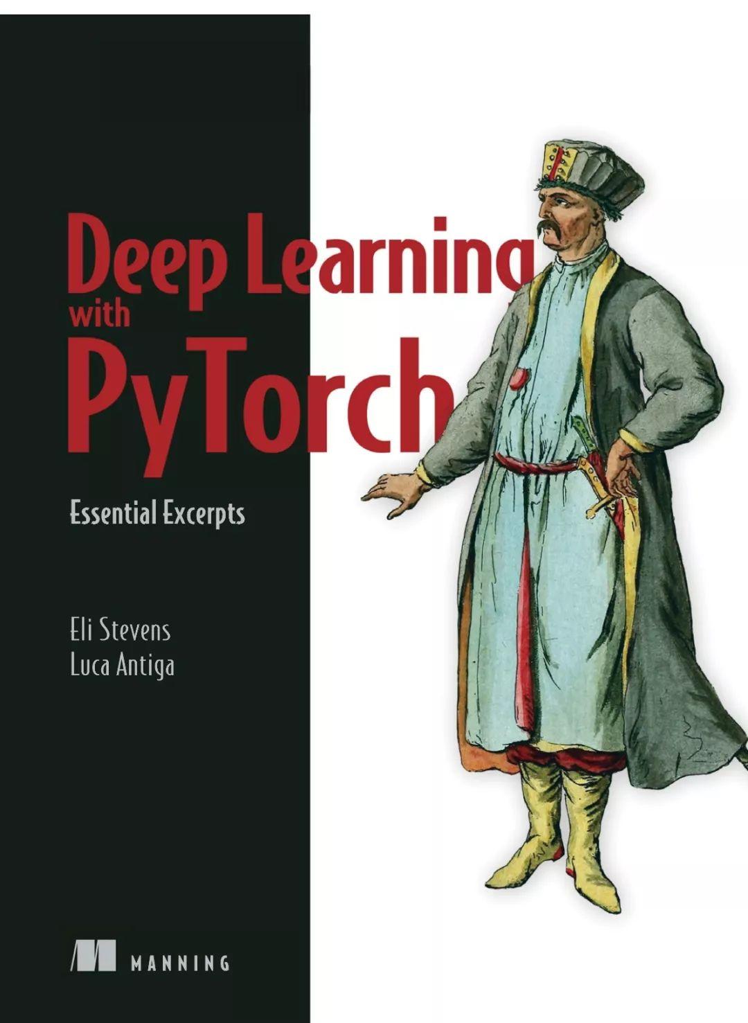 【Pytorch官方新书】PyTorch 深度学习, 141页pdf, 必备宝典, 通俗易懂