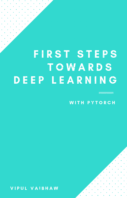 开源书:PyTorch深度学习起步