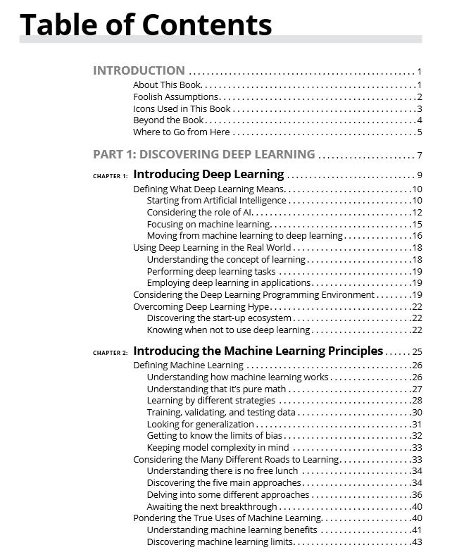 【新书】傻瓜式入门深度学习,371页pdf